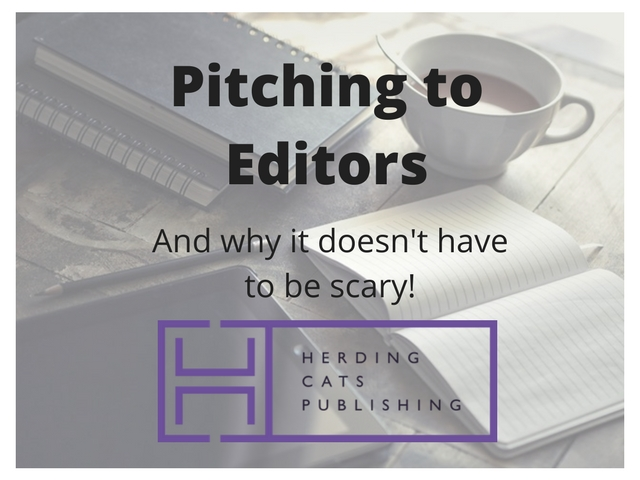 Pitching to Editors (Free download)