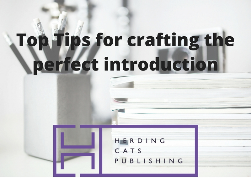 7 tips for crafting the perfect introduction to your article