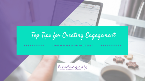 Tips for increasing social media engagement